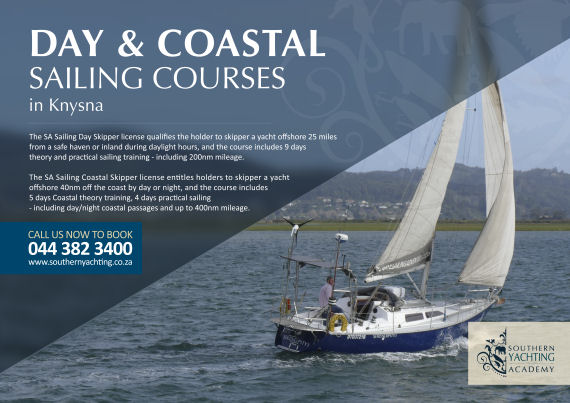 Day & Coastal Skipper Courses