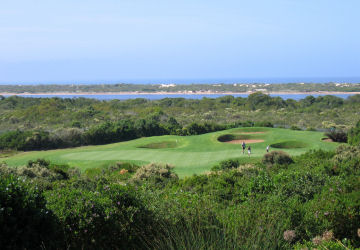 Golf in the Garden Route