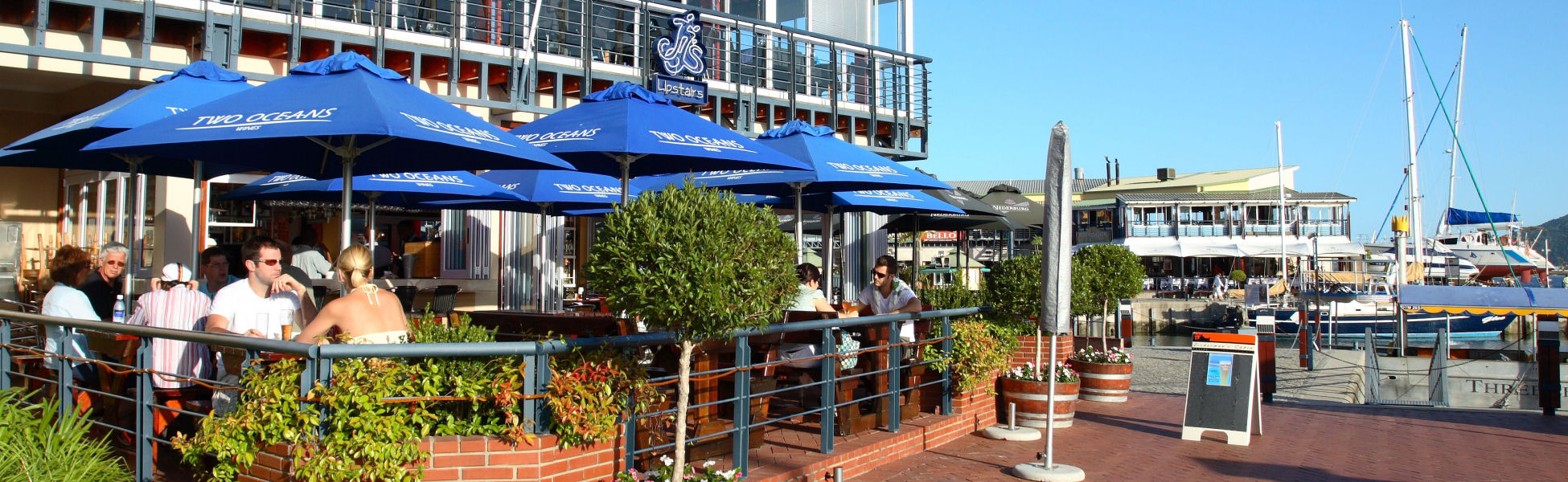 Restaurants at the Waterfront, Knysna