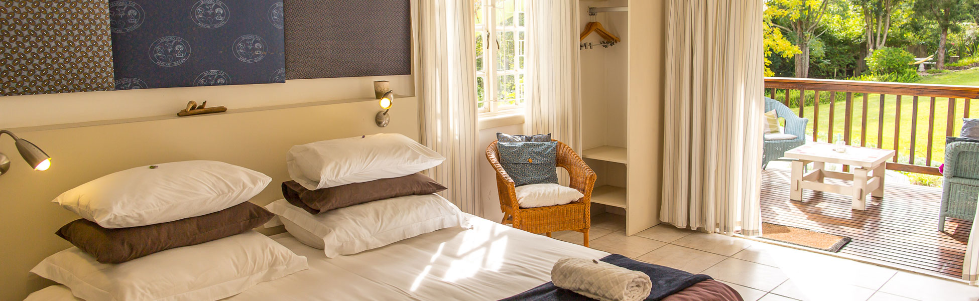 Stannards Guest House - Luxury in Knysna