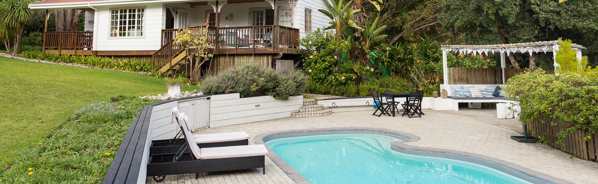 Stannards Guest House - Luxury accommodation in Knysna